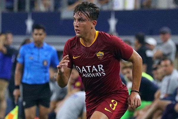 Luca Pellegrini prima della partita: Il mister vuole i tre punti e daremo il 110% per riuscirci