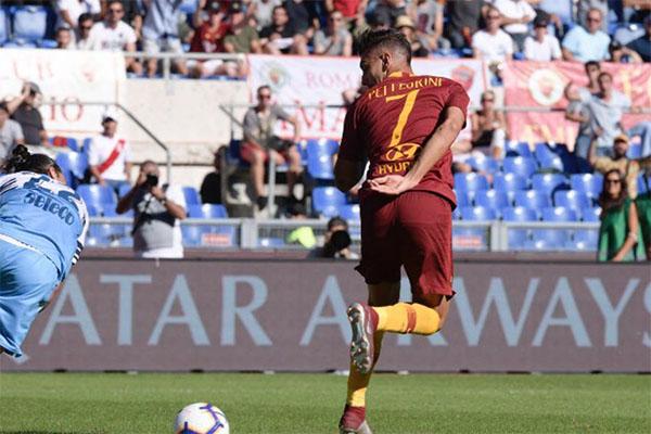 Pellegrini: Felice di giocare trequartista. Il gol al derby è stato fantastico