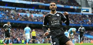 Mahrez in gol contro il West Bromwich Albion (Video)