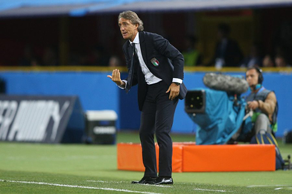 Mancini: Era importante iniziare bene e credo sia una soddisfazione per tutti gli italiani