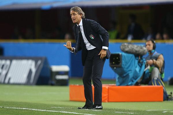 Mancini: La Svizzera? Non dovremo sbagliare nulla