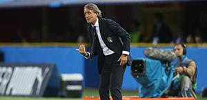 Mancini: Abbiamo avuto tante occasioni ma la palla non entra. Serve maggiore cattiveria