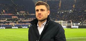 Riccardo Mancini (DAZN) a Te la do io Tokyo: Futuro di Conte alla Roma o all'Inter? Io terrei sempre aperta l'opzione estera fino all'ultimo