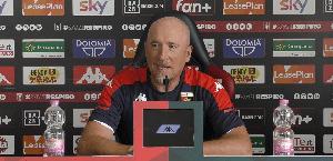 Maran in conferenza stampa: Roma squadra temibile, dovremo dare il massimo