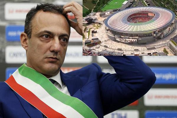 Stadio della Roma: Arrestato Marcello De Vito (M5S) presidente dell'Assemblea Capitolina