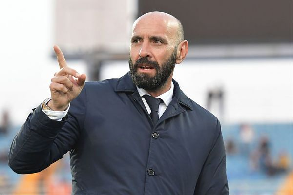 Monchi prima della partita: Seguivo Di Francesco già dai tempi del Sassuolo