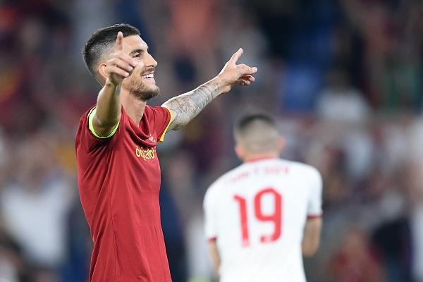 Conference League – Il primo gol di Pellegrini premiato dalla UEFA