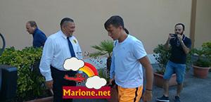 Luca Pellegrini: controlli e fisioterapia per il calciatore (Foto)