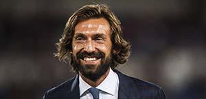 Serie A - Juventus: Andrea Pirlo è il nuovo allenatore