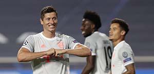 Champions League - Il Bayern Monaco ne fa 8 al Barcellona