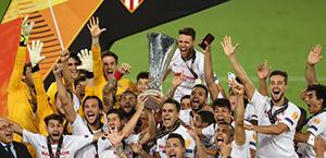Europa League – Il Siviglia batte l'Inter e porta a casa il suo sesto trofeo