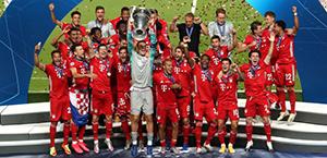 Champions League – Coman stende il Psg e regala la sesta coppa al Bayern Monaco