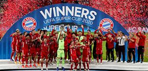 Supercoppa Europea – Il Bayern Monaco batte 2-1 il Siviglia