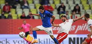 Nations League – L'Italia pareggia 0-0 contro la Polonia: Pellegrini in campo