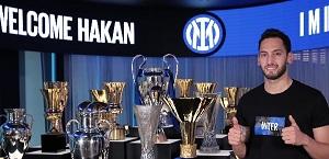 Serie A – Inter: annunciato l'ingaggio di Calhanoglu