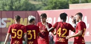 AS Roma – Battuta la Ternana 2-0 nella seconda amichevole (Video)