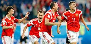 Mondiali - Gruppo A: Russia e Uruguay agli ottavi
