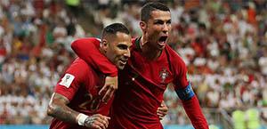 Mondiali - Gruppo B: Spagna e Portogallo agli ottavi di finale