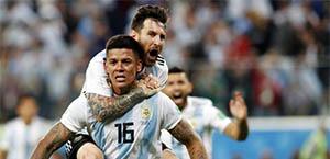 Mondiali - Gruppo D: la Croazia conferma al primo posto, l'Argentina si qualifica