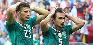 Mondiali - Gruppo F: eliminata la Germania, Messico e Svezia agli ottavi