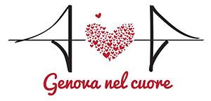Serie A: la frase Genova nel cuore sulle maglie delle squadre