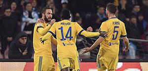 Champions League: Juventus e Monaco in semifinale