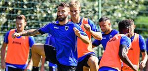 Roma-Sampdoria: i convocati da Marco Giampaolo