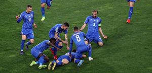 Qual. Euro 2020: buona la prima per l'Italia. Gli azzurri battono 2-0 la Finlandia