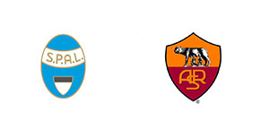 Spal-Roma 2-1 FINALE