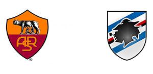 Roma-Sampdoria 4-1 FINALE