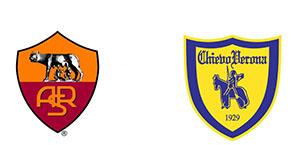 Roma-Chievo Verona 2-2 FINALE