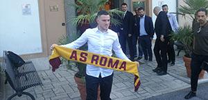 AS Roma - Allenamento mattutino