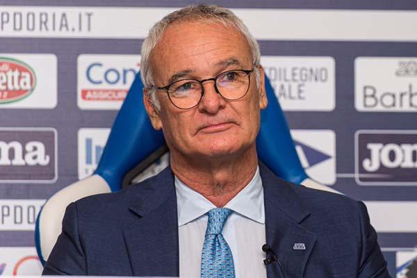 Ranieri: Lo scudetto mancato a Roma? Un enorme dispiacere