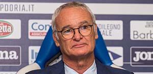 Ranieri in conferenza stampa: Affronteremo una Roma vogliosa di riscatto