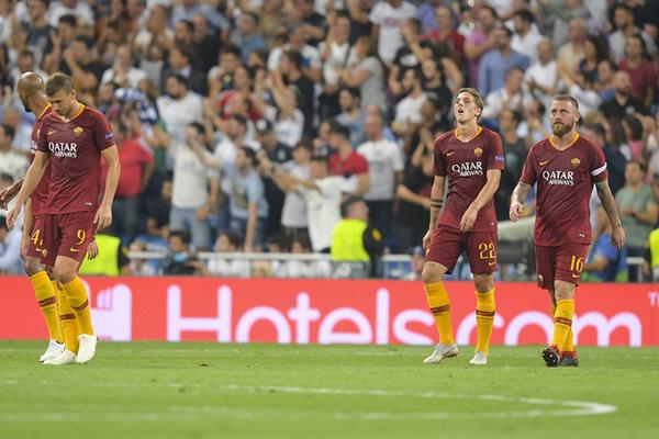 Real Madrid - Roma 3-0: il commento di Mario Corsi