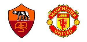 Roma-Manchester United 3-2 LIVE - FINALE