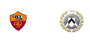 Roma-Udinese 1-0 FINALE