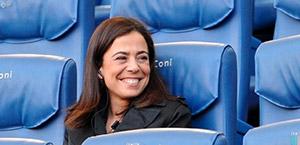 Rosella Sensi a Te la do io Tokyo: Non penso che la sospensione del campionato sia la soluzione corretta. Per me la Roma deve continuare con Di Francesco, il problema non è l'allenatore.
