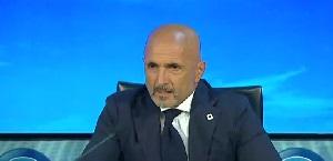 Spalletti: Felice di aver dato a Totti la possibilità di fare una fiction