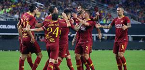 Roma-Sampdoria: le formazioni ufficiali