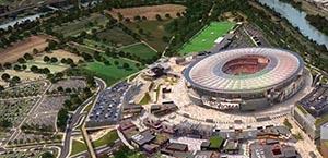 AS Roma – Stadio di Tor di Valle: Progetto divenuto di impossibile esecuzione (Nota Ufficiale)