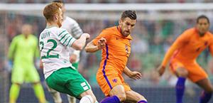 Strootman: Un Mondiale senza Italia e Olanda è strano. Il derby è sempre speciale, non c'è un favorito