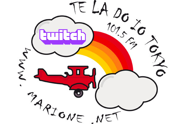 Te la do io Tokyo in diretta streaming video su Twitch