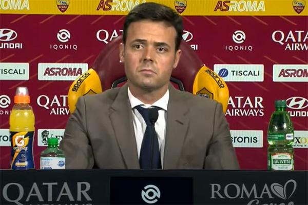 Tiago Pinto prima della partita: Con Mourinho Roma più forte