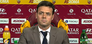 Tiago Pinto: Alla Roma stiamo cercando di costruire un percorso verso il successo e sono sicuro che Paulo abbia svolto il suo ruolo in questo processo