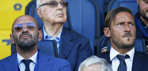 James Pallotta trova 1 minuto pure per parlare di Roma - Lione: Siamo stati sfortunati (video)