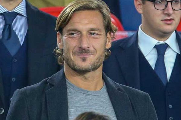 Totti e il David di Donatello per Mi Chiamo Francesco Totti: Orgoglioso ed emozionato