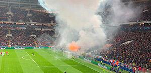 CSKA Mosca - Roma foto e video dal nostro inviato molto speciale