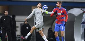 AS Roma - Allenamento pomeridiano: esercitazioni tattiche per la squadra
