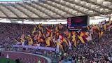 Roma - lazio 3-1: la coreografia della Curva Sud